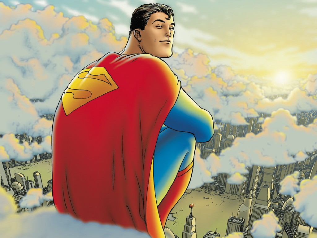 All star Superman de Grant Morrison et Frank Quitely