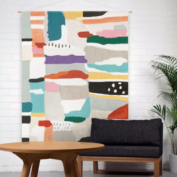 square wallhanging charlotte swiden