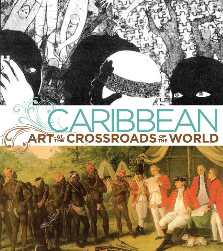 caribbean art at the crossroads of the world