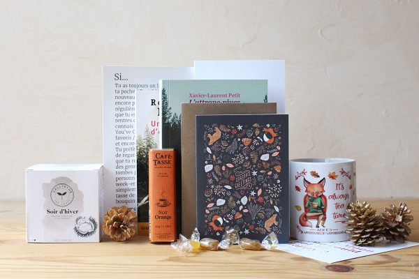 coffret margaud liseuse