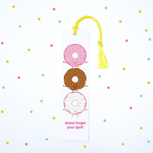 Marque-page Donut, Quennie's Cards